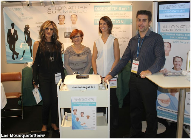 Allo Nature Cos Medico - Beauty Forum Paris - Blog beauté Les Mousquetettes
