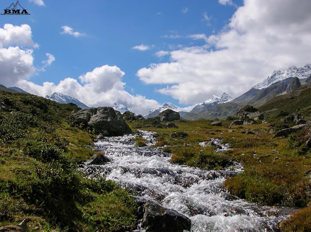 von Ischgl Bergtour Piz Larain Silvretta outdoor-blog