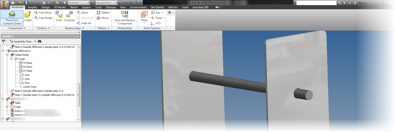 Show Sick Constraints in Autodesk Inventor - A Newer Trick