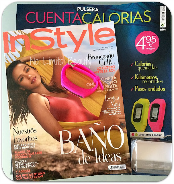 Regalos revistas agosto 2016: InStyle
