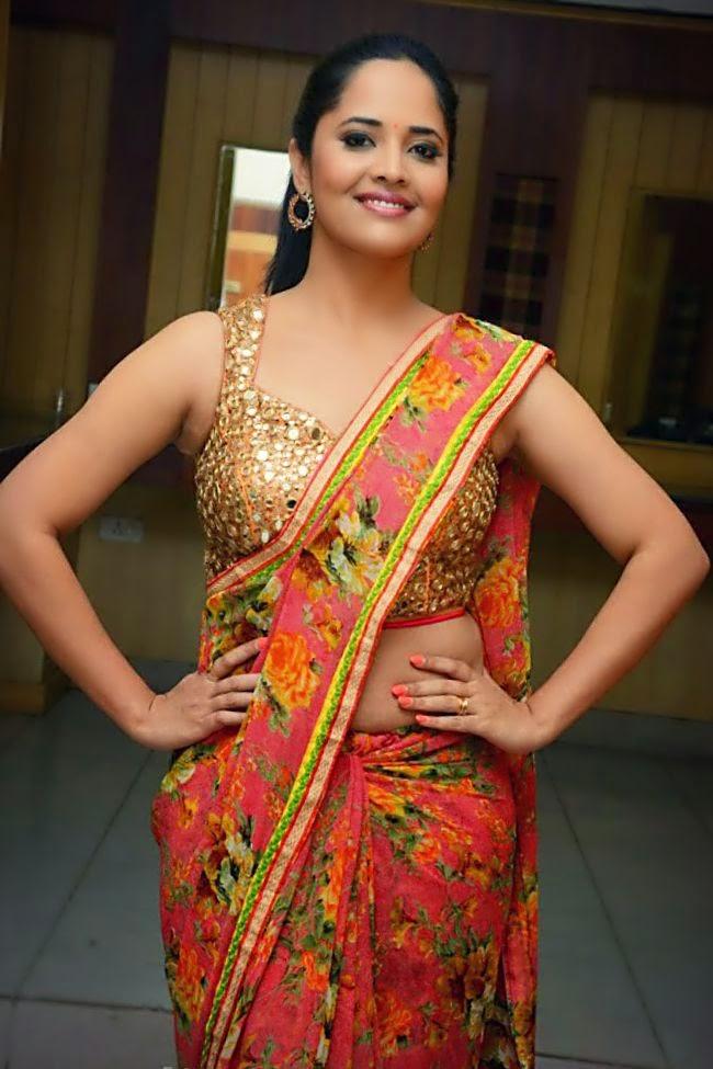 Anasuya Bharadwaj Hot Pulchritudinous Look 02 Aishvarya Devan Spicy