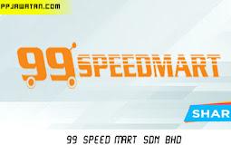 Jawatan Kosong di 99 Speed Mart Sdn Bhd.