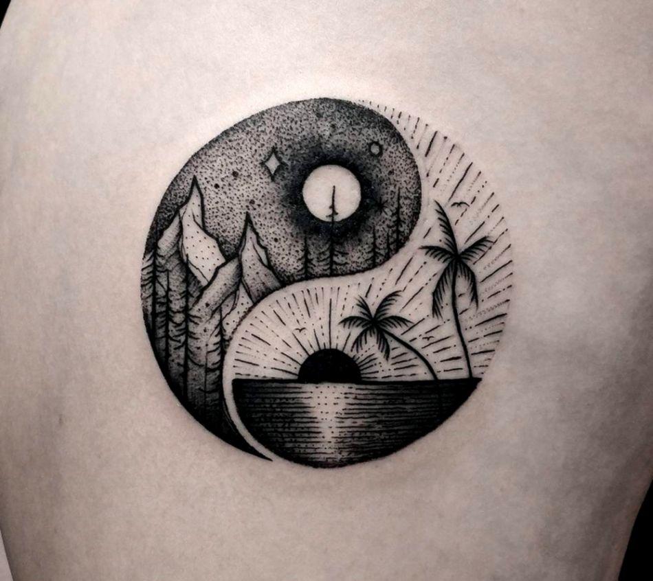 Yin Yang Tattoo Wallpapers Magazine