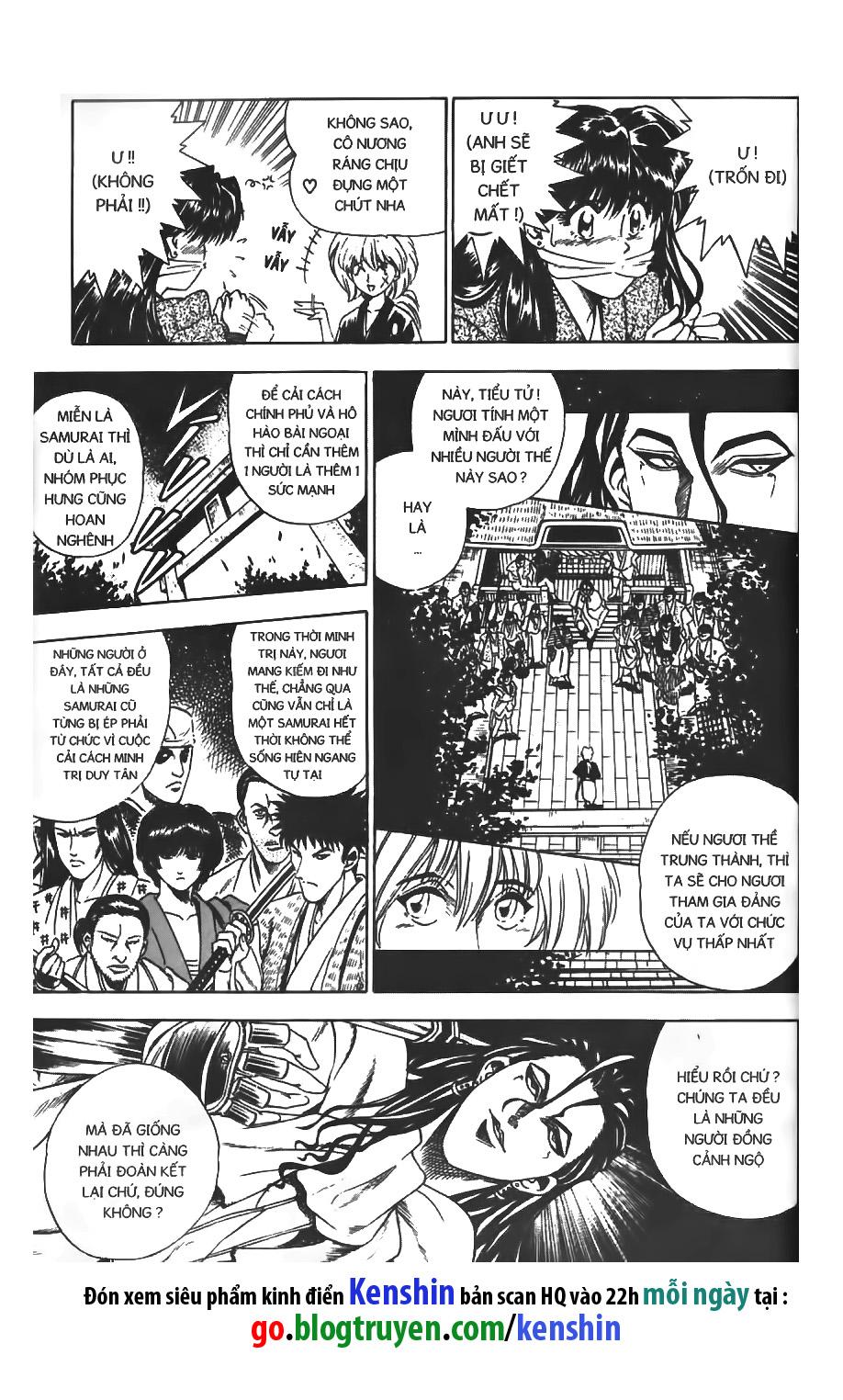 Rurouni Kenshin chap 6.5 trang 18