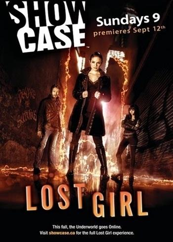 Baixar Lost Girl 1ª Temporada Dublado