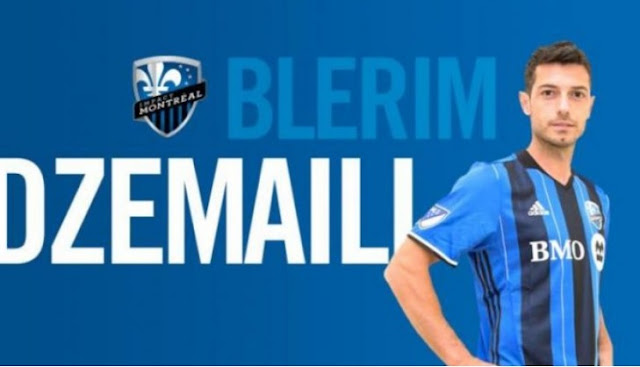 Xhemaili to play for Montreal Impact