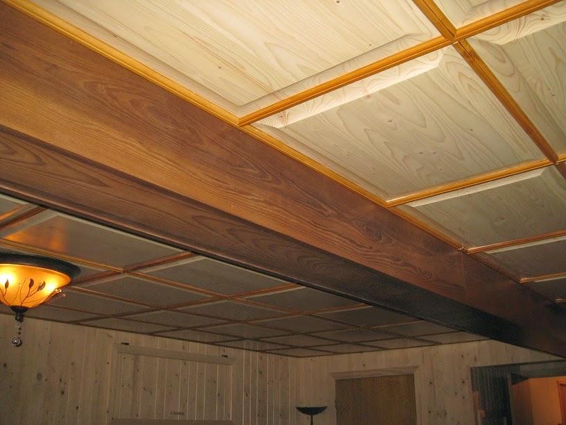 menuiserie st m thode plafond supendu en bois. Black Bedroom Furniture Sets. Home Design Ideas