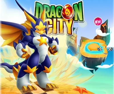 imagen de la carrera heroica noble dragon estrella