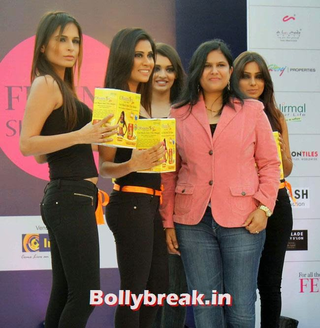 Femina Festive Showcase 2014 in Mumbai