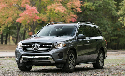 Mercedes Benz GLS SUV 2018 Review, Specs, Price