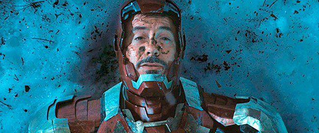 Resultado de imagem para morte do homem de ferro