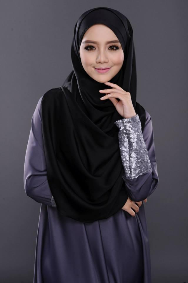 gaya hijab wanita