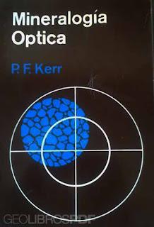 Mineralogía Óptica P. F. Kerr - descargar libro - geolibrospdf