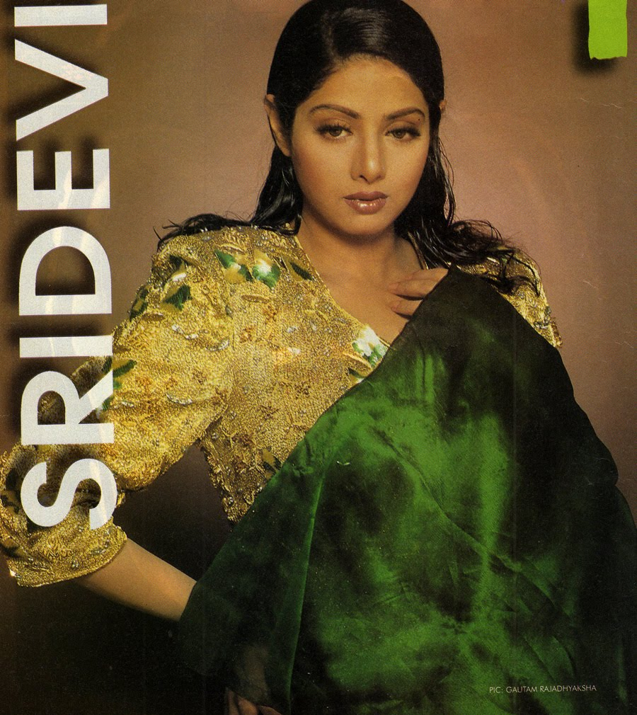Roop Bhullar 31 March New Song: Sridevi: March 2012