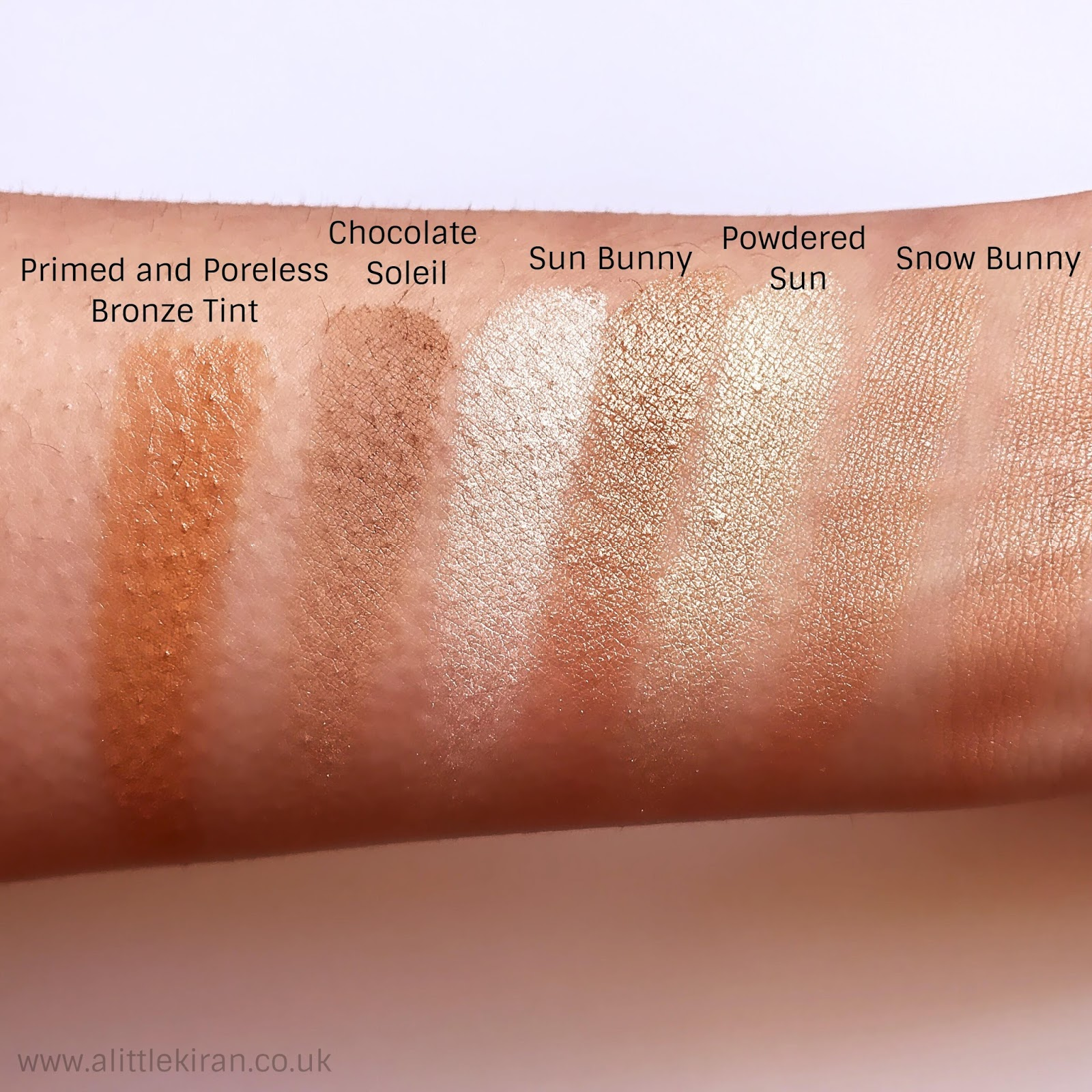 Sun Bunny Bronzer by Too Faced #6