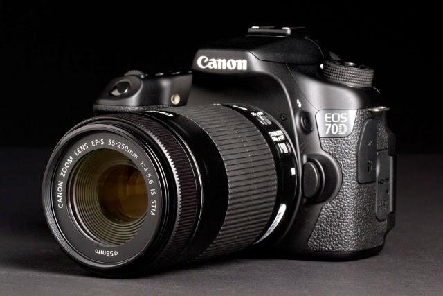 4b2592e46 بالإضافة إلى الصور الثابتة وتصوير مقاطع الفيدية بطريقة إحترافية، تحتوى هذه  كاميرا Canon EOS 70D على تكنولوجيا