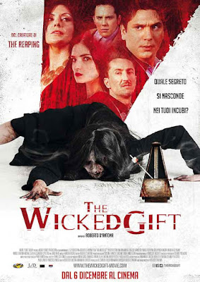 The Wicked Gift, una película dirigida por Roberto D'Antona.