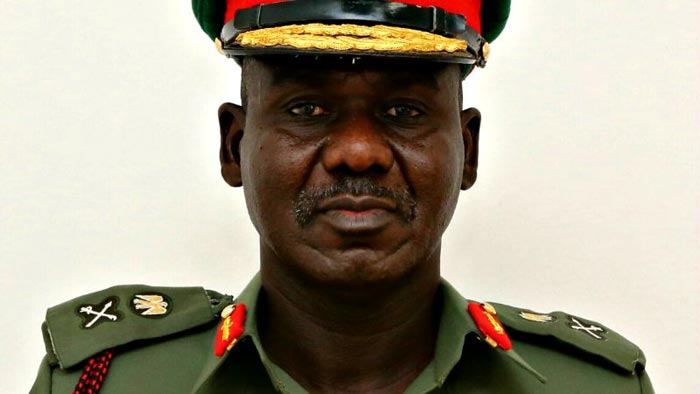 Buhari should sack Buratai if he's serious about fighting corruption - Group