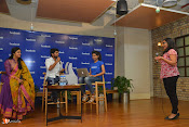 Nani and Keerhi Suresh at Facebook Office-thumbnail-14