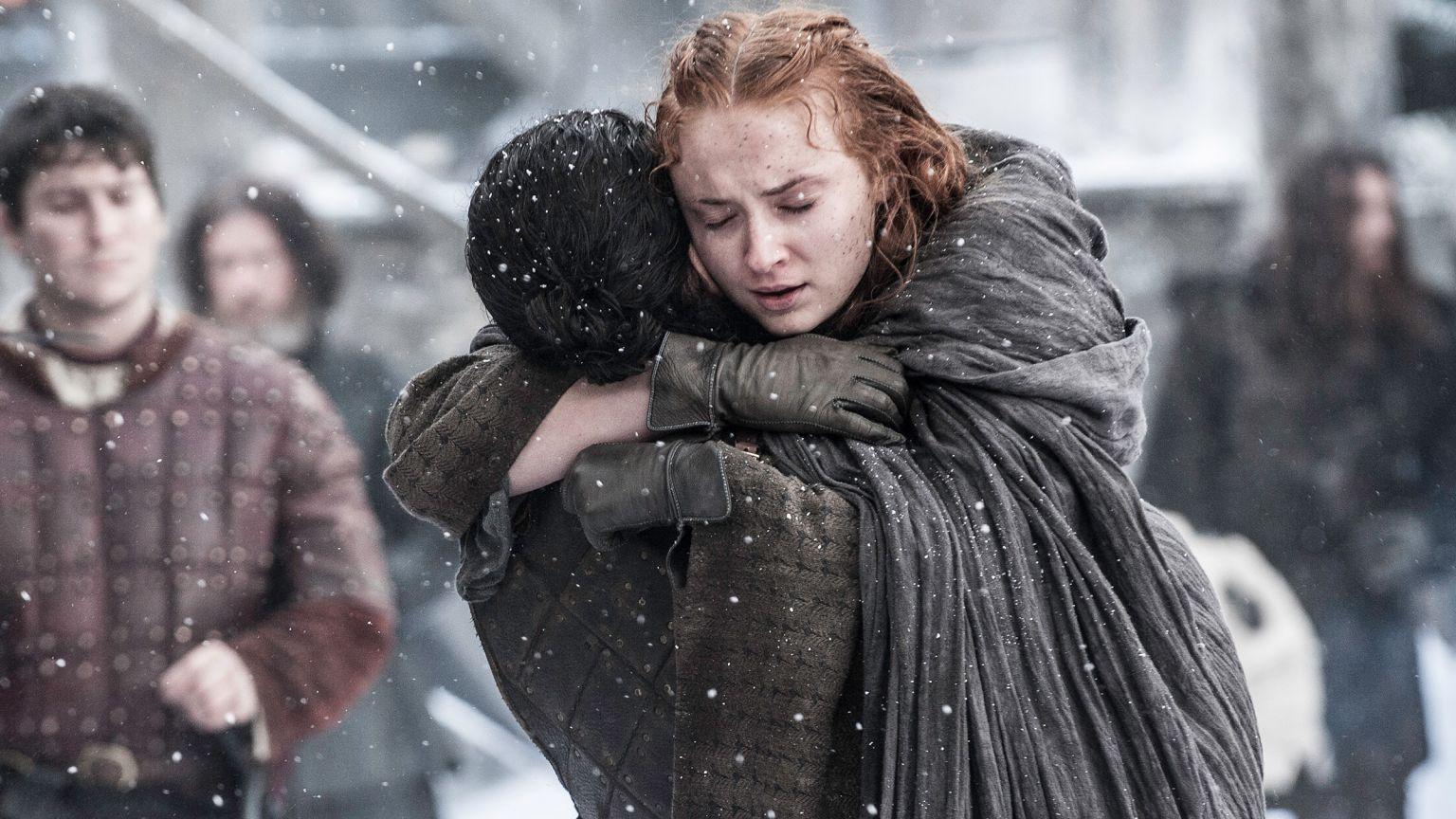 Juego de Tronos 7 - Sansa Stark