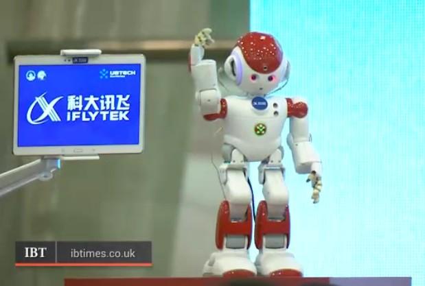 RoboCup2015機器人世界杯正式在中國開賽