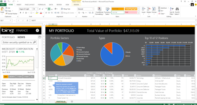 تحميل برنامج Microsoft Excel لإجراء العمليات الحسابية 2018 للكمبيوتر برابط مباشر