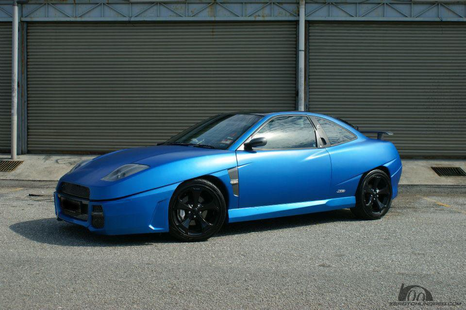 Licence To Speed For Malaysian Automotive Fiat Coupe