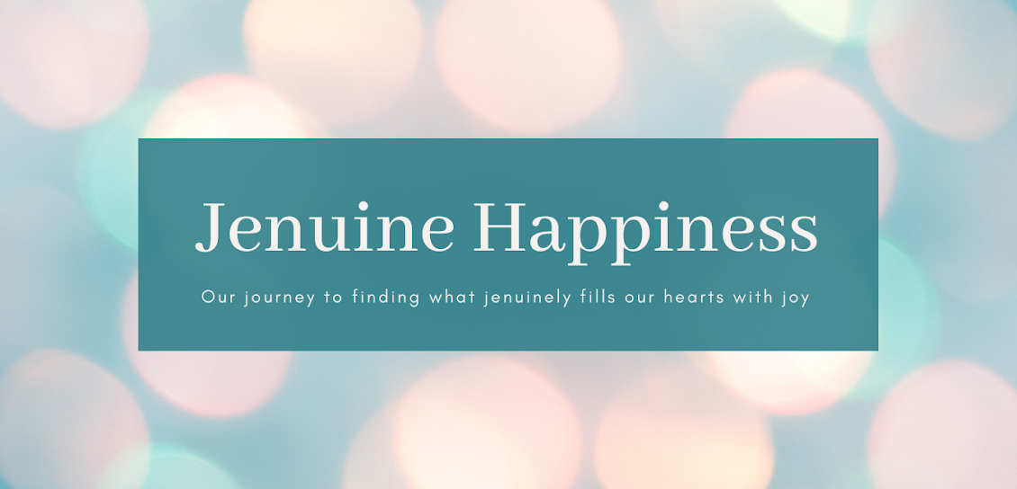 Jenuine Happiness