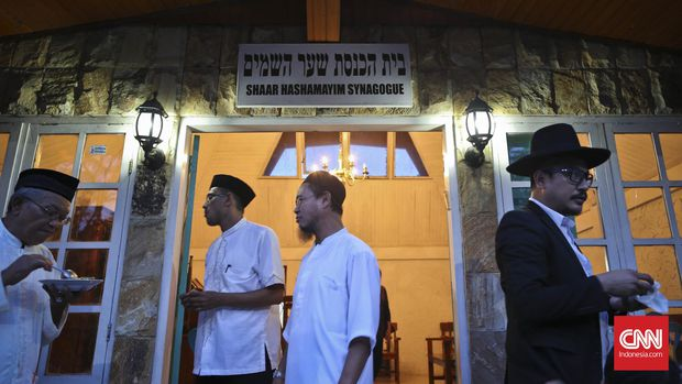 Kiprah Umat Yahudi 'Cari Makan' di Indonesia
