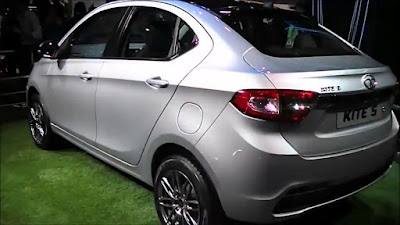 coming soon Tata Kite 5 Compact Sedan Hd Image 04