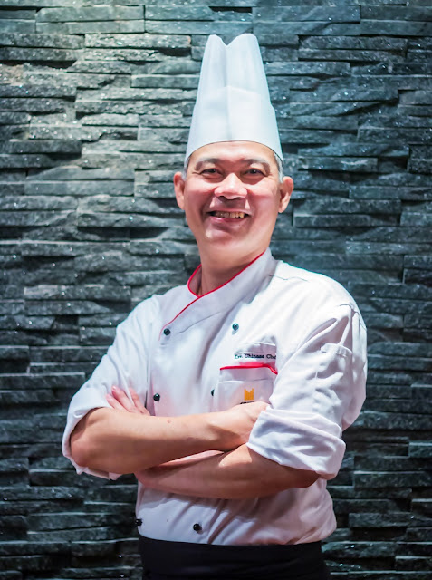 Executive Chinese Chef Terence Foong