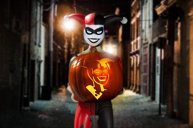 Harley Quinn Halloween Pumpkin Carving Ideas