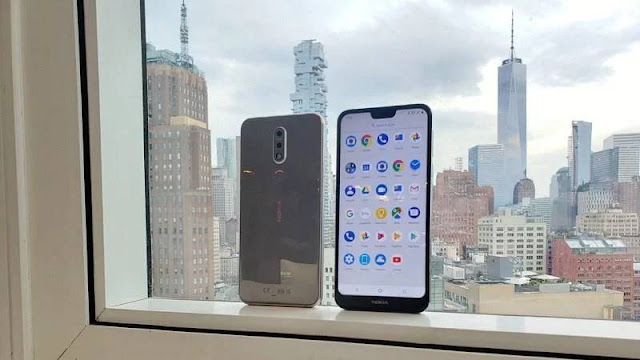 Nokia 7.1 chạy Android 9.0 Pie