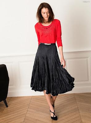 Faldas de moda largas