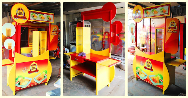 Booth Portable,Meja Pameran,Display Promosi