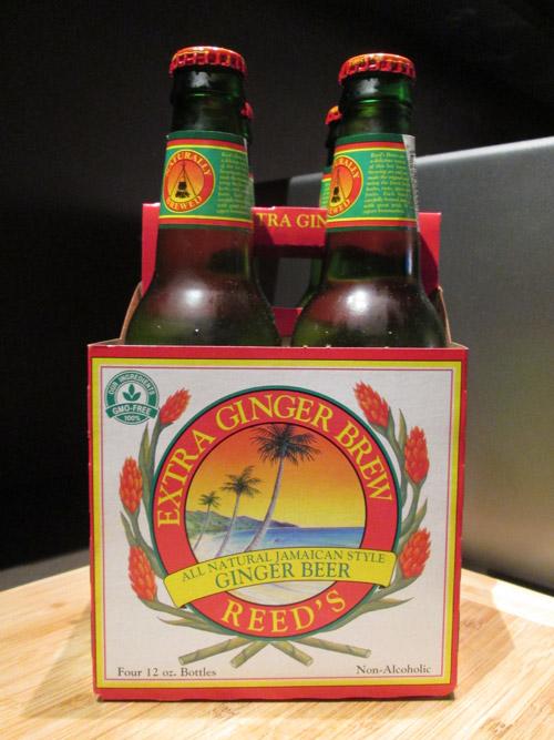 Reed's Ginger Beer Extra Ginger Brew at Trader Joe's
