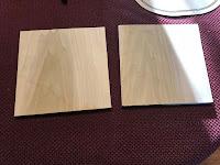 1/2 inch birch boards