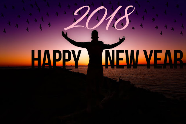 Happy New Year Speech and Essay 2018
