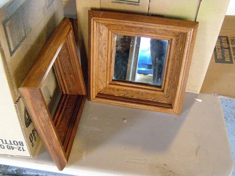 Junky Vagabond More Antiqued Mirrors