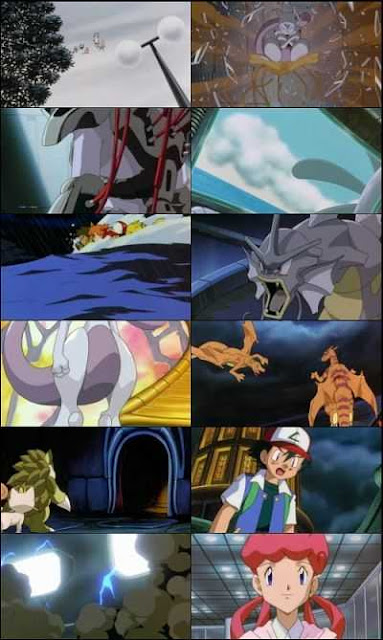 Pokemon Mewtwo Strikes Back Movie Download