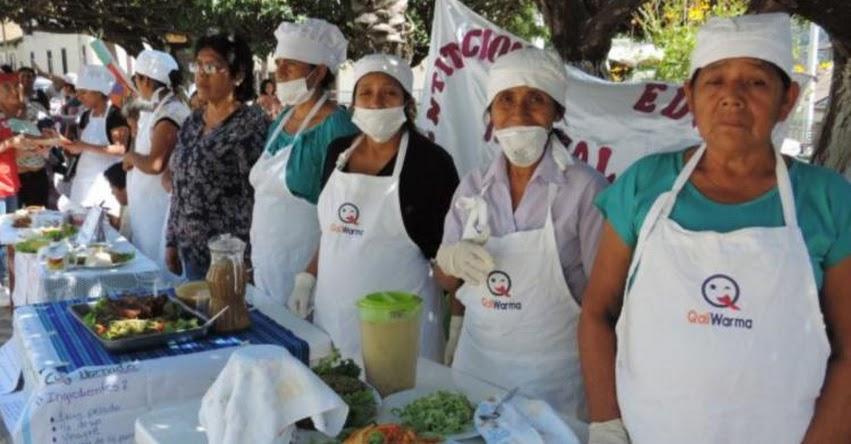 QALI WARMA: Presentan nutritivas y novedosas recetas en feria gastronómica de Piura - www.qaliwarma.gob.pe