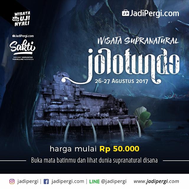 Wisata Misteri Jolotundo
