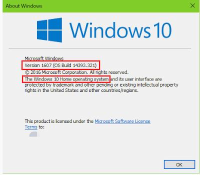 Cara Melihat Versi Windows 10 dan Build Number, Dengan Mudah