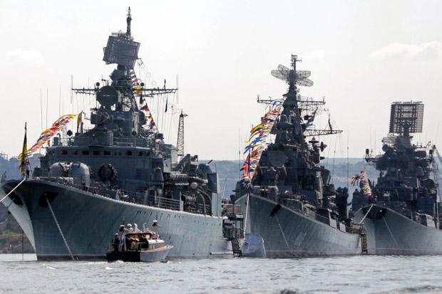 Enam Negara NATO Siap Kirim Kekuatan Penuh ke Laut Hitam