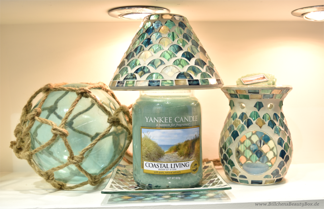 Yankee Candle - Coastal Living