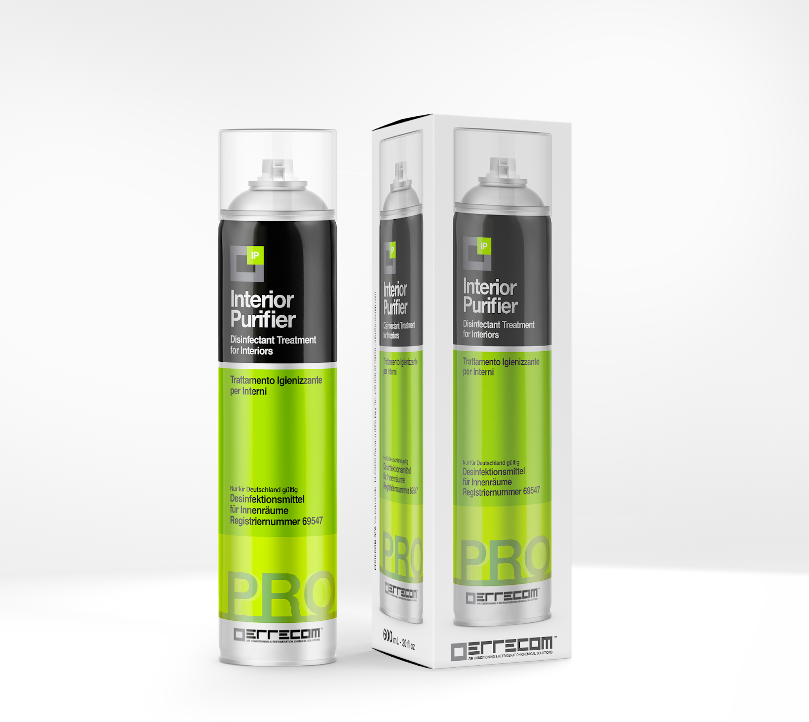 Interior Purifier PRO on Packaging of the World - Creative Package ...