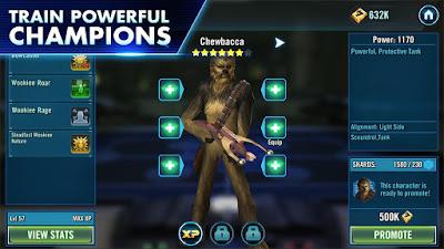 Star Wars Galaxy of Heroes APK + data