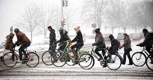 Kış aylarında ulaşım amaçlı bisiklet kullanımı ve giyimi nasıl olmalı?