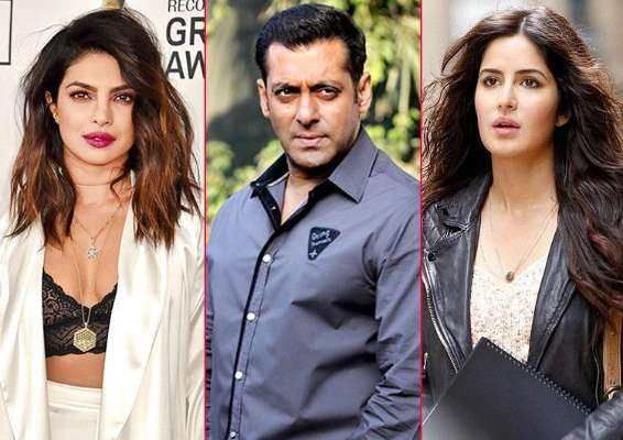 Katrina Kaif Replaces Priyanka Chopra In Salman Khan -8773