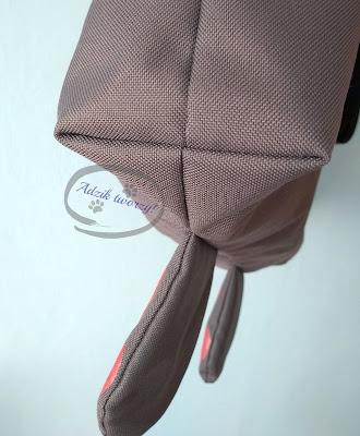 Jak uszyć torebkę z materiału z zamkiem DIY